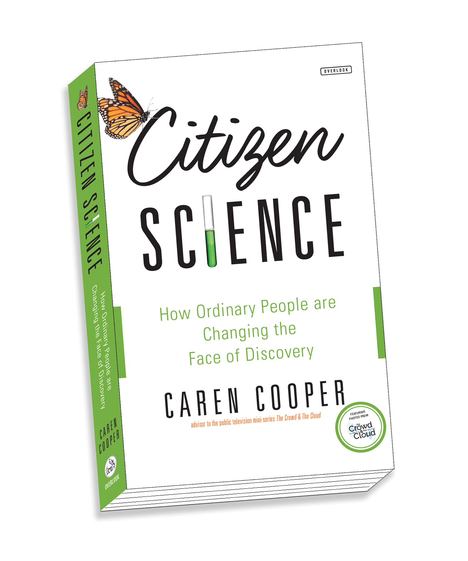 Book Image: Citizen Science by Caren Cooper